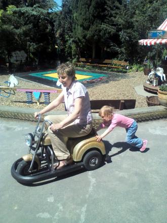 Mila im Braunschweiger Zoo